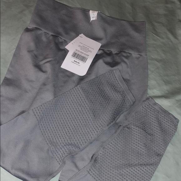 9291d8aa6eff97 Fabletics Pants | Gray Leggings | Poshmark